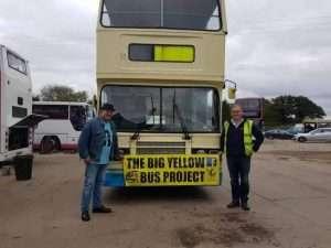 Big yellow bus 1