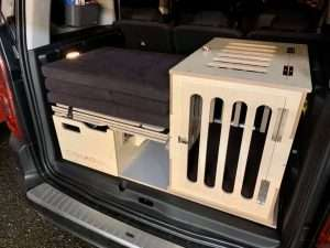 Campal Dog Cage