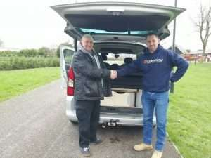 Martin and first campal plus customer