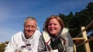 Sue and Martin