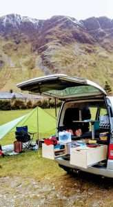 campal mountain backdrop