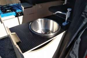 campal tweak sink and tap